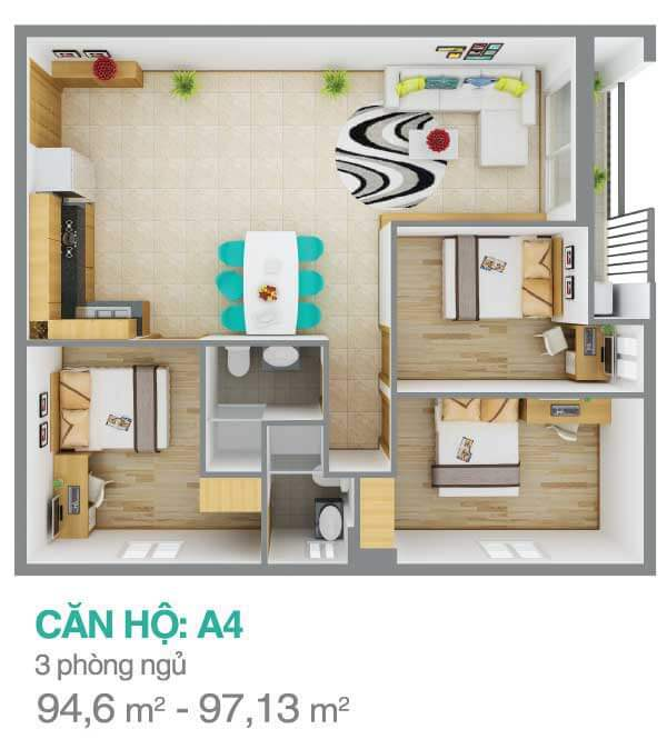can ho melody residences au co hung thinh a4