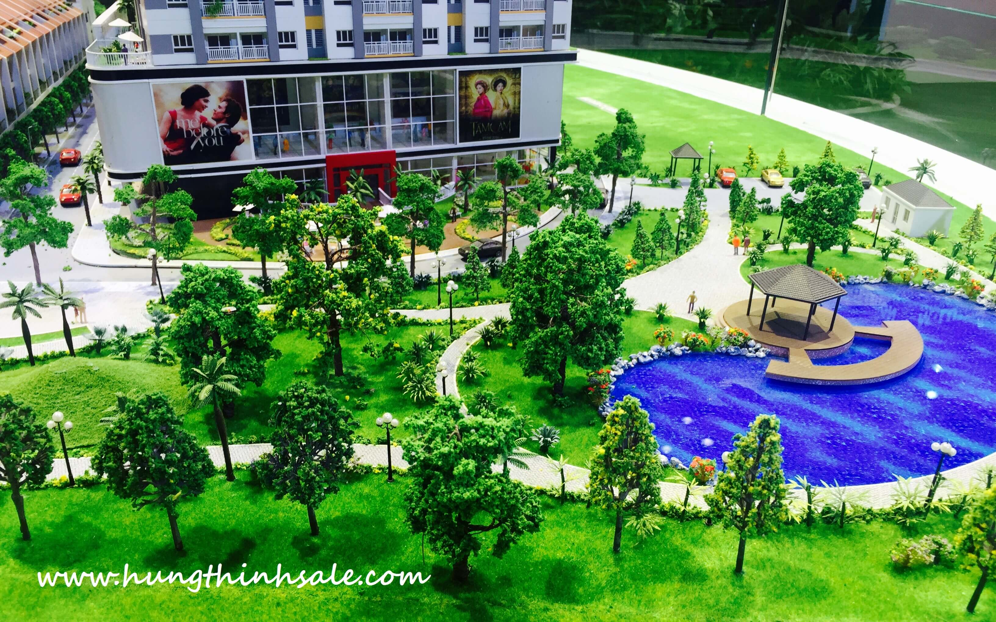 nha mau moonlight residences