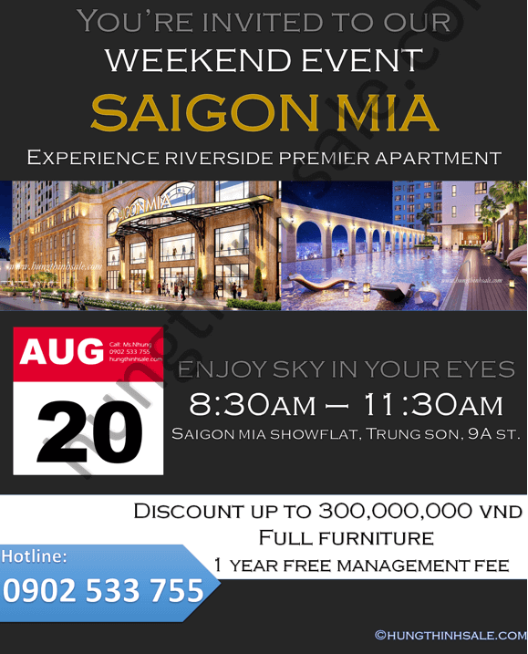 event saigon mia